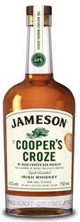Jameson Irish Whiskey The Cooper's Croze 750ml